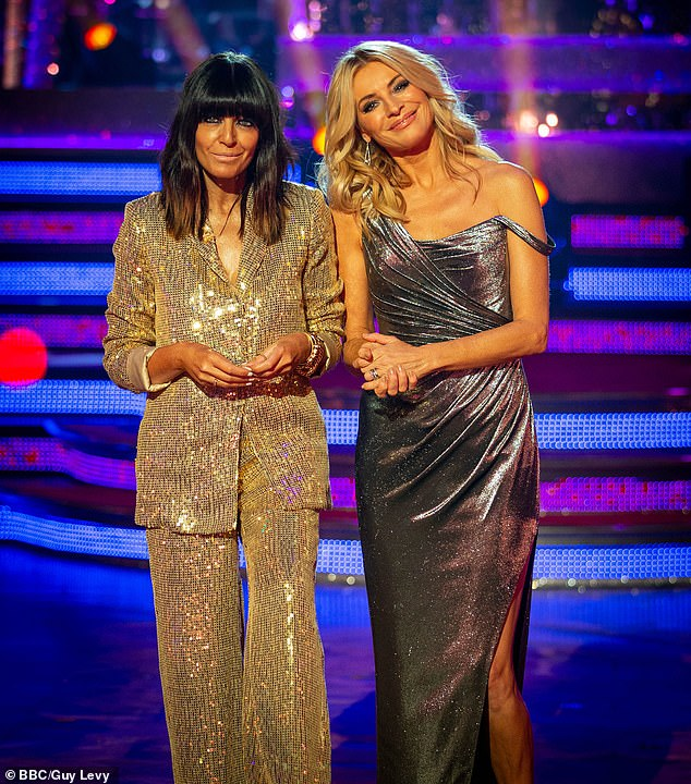 Tragedy:A BBC spokesperson told MailOnline that they promised to celebrate the 'iconic' venue from their studio in Elstree, north London (Tess Daly and Claudia Winkleman pictured)
