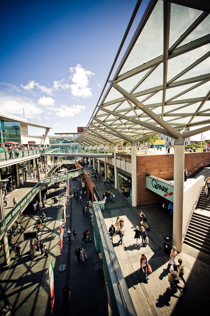 LIVERPOOL ONE FORGES LUXURY FUTURE WITH RENEWAL OF DAVID M ROBINSON