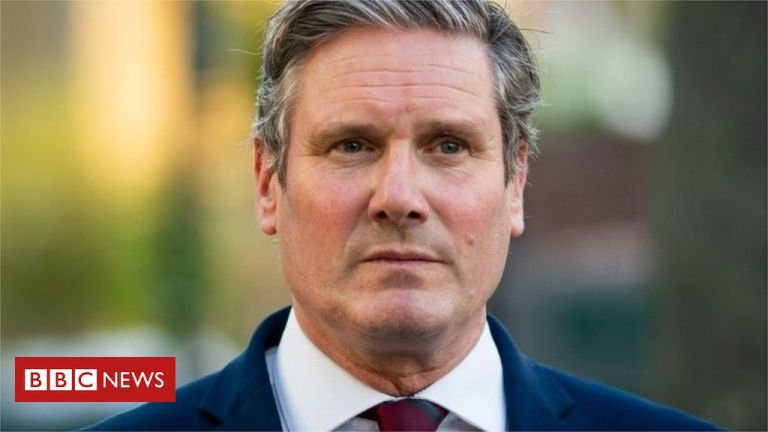 Sir Keir Starmer involved in road collision with cyclist