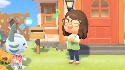 Animal Crossing: 'My sister lives on in a video game'
