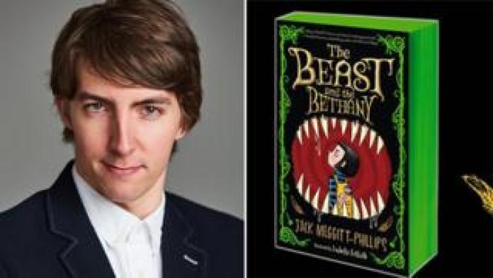 Jack Meggitt-Phillips and the book
