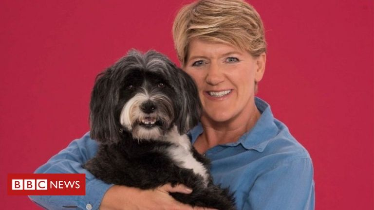 Clare Balding: 'Animals have shaped me more than people'