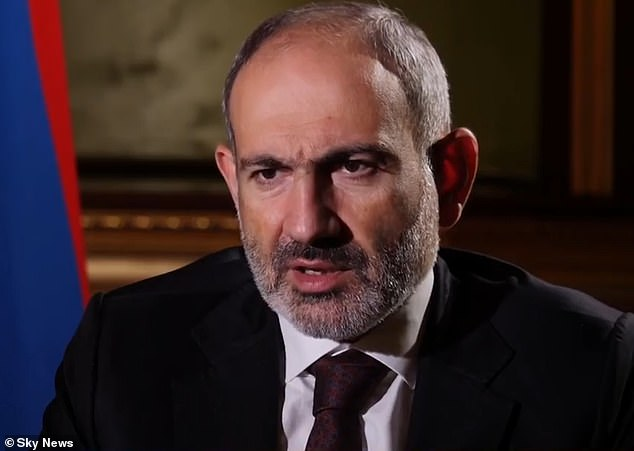 Armenian Prime Minister Nikol Pashinyan has accused Turkey of 'international terrorism' in its support for Azerbaijan in the ongoing Nagorno-Karabakh conflict. Pashinyan claimed Turkey had a policy of continuing the Armenian genocide and was trying to reinstate its empire