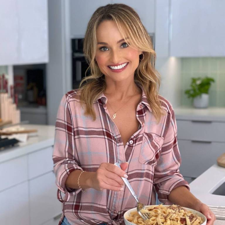 """Giada De Laurentiis Reveals Her Marshalls Finds That Made Her Say """"Wow"""""""