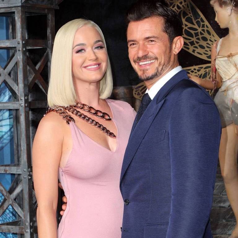 Here's How Katy Perry Keeps Daughter Daisy Dove With Her Always