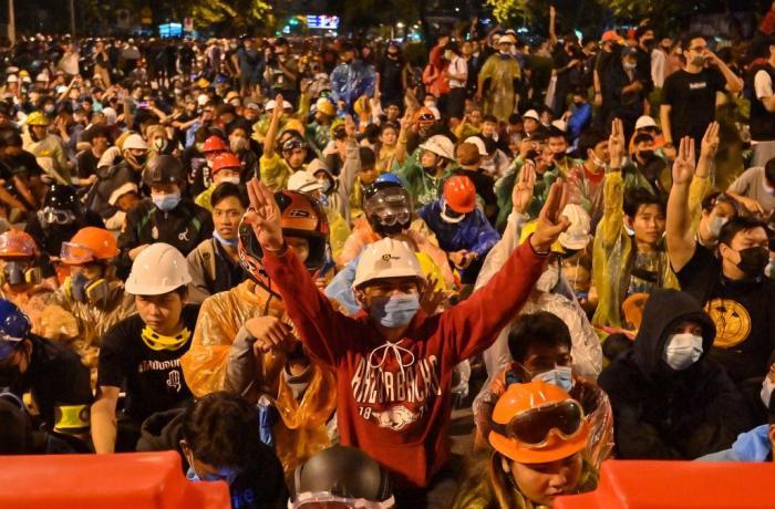 Inspired by Thai peers, Laotian netizens demand democratic reforms