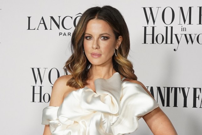 WEST HOLLYWOOD, CALIFORNIA - FEBRUARY 06: Kate Beckinsale attends the Vanity Fair and Lanc??me Women in Hollywood celebration at Soho House on February 06, 2020 in West Hollywood, California. (Photo by Presley Ann/Getty Images)