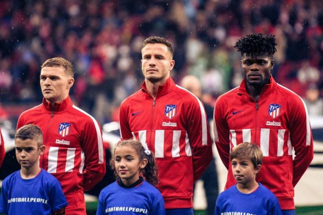 Atletico Madrid v Bayer Leverkusen: Group D - UEFA Champions League