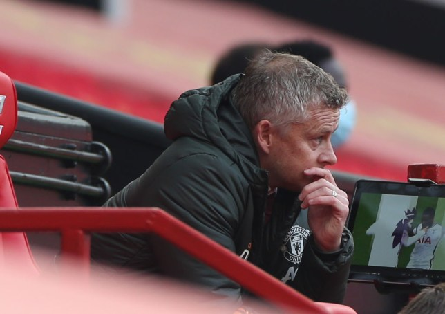 Ole Gunnar Solskjaer's side were humiliated by Tottenham last weekend