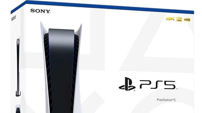 PS5 box lets you know how to transfer data from your PS4, is huge