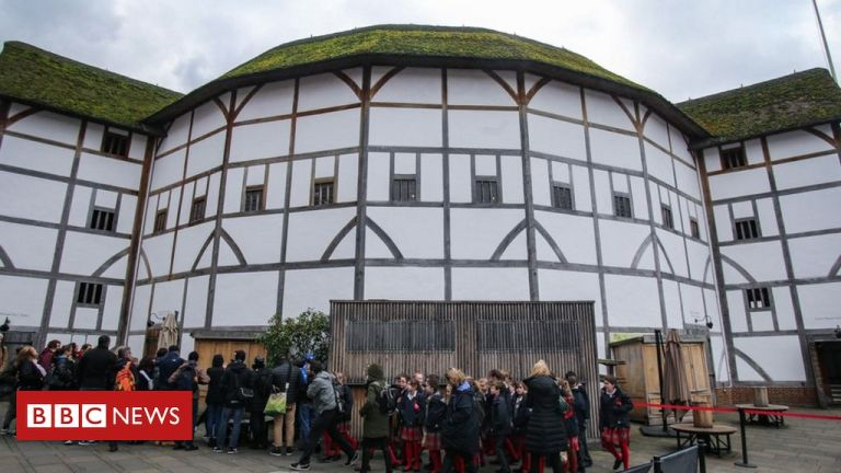 Shakespeare's Globe among venues to get slice of Culture Recovery Fund