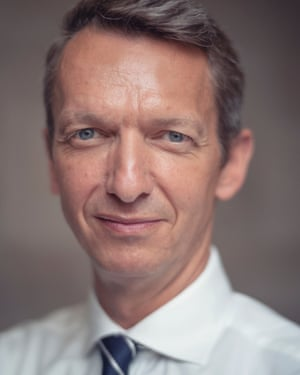 Andy Haldane, chief economist at the Bank of England.