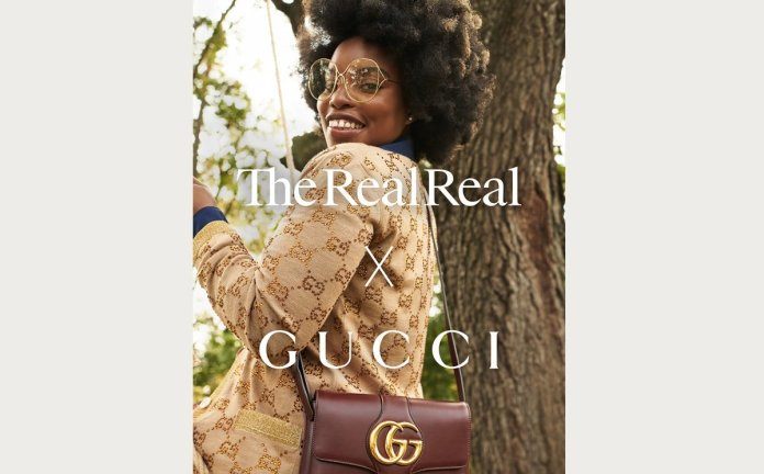 The RealReal announces new partnership with Gucci