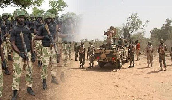 Troops kill 38 bandits, arrest 93 collaborators