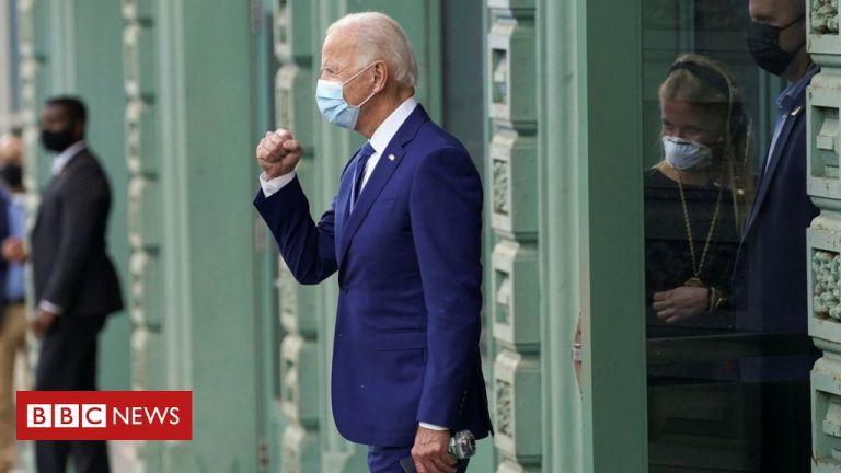 US Election 2020: Biden seeks to clarify remark on ending oil