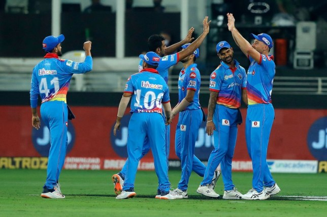 Delhi Capitals smashed Royal Challengers Bangalore to go top of the IPL table