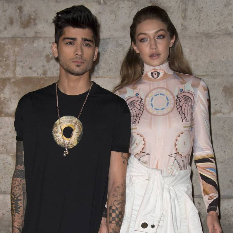 Gigi Hadid Shares First Family Photo With Zayn Malik and Their Newborn Daughter