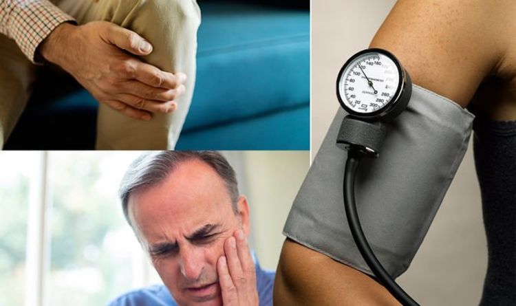 Your face and legs can indicate your risk of 'malignant' hypertension – here's how