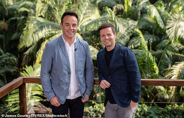 Different views: The show will certainly be different as the stars swap the outback for Wales in the upcoming series, set to return in November (Ant and Dec pictured in Oz in 2019)