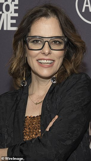 Parker Posey seen here in March this year