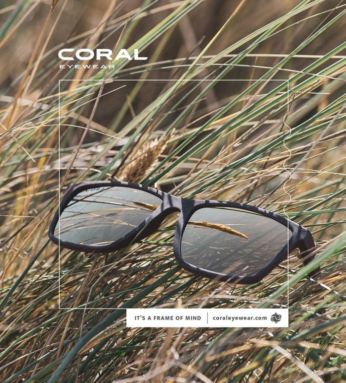 Coral Eyewear unveils glasses made from Econyl