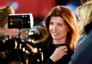 'Families on the breadline are in crisis' … producer Sharon Horgan.