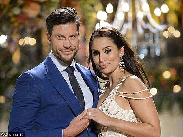 Remember this? Sam and Snezana met on The Bachelor in 2015, and married three years later