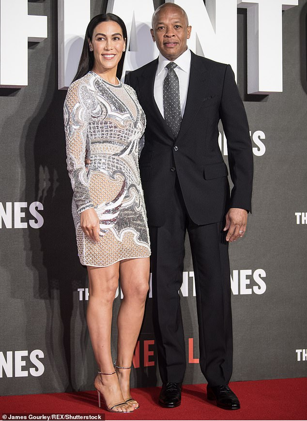The latest: Young's estranged husband Dr. Dre will not have to pay her $6.5 million in expenses related to their split, a Los Angeles judge ruled Thursday. They are seen here in 2018