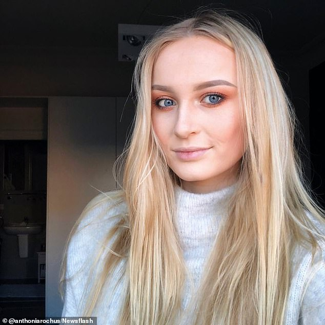 After the first alleged attack, Rochus said she drove to her mother's house with her face covered in blood. She said the violence against her became more frequent after that