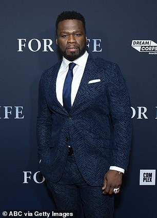 The latest: 50 Cent endorsed Donald Trump based on his tax policies in a tweet Monday, and said he doesn't 'care Trump doesn't like black people'