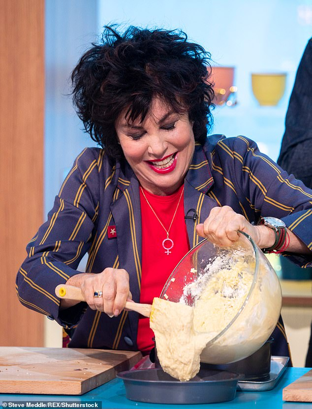 When comedian Ruby Wax moved from her native Illinois in the US to the UK almost 50 years ago, she was baffled by some of our most famous delicacies