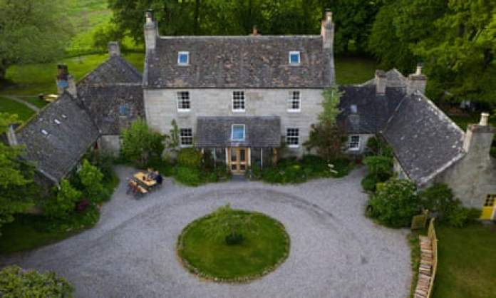 The Dell of Aberthethy - Holiday Accommodation, Scotland