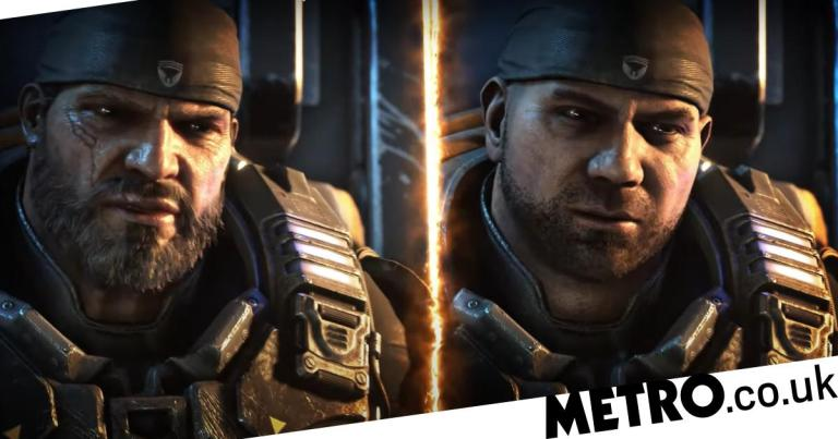 Gears 5 on Xbox Series X adds Dave Bautista and New Game+ to campaign