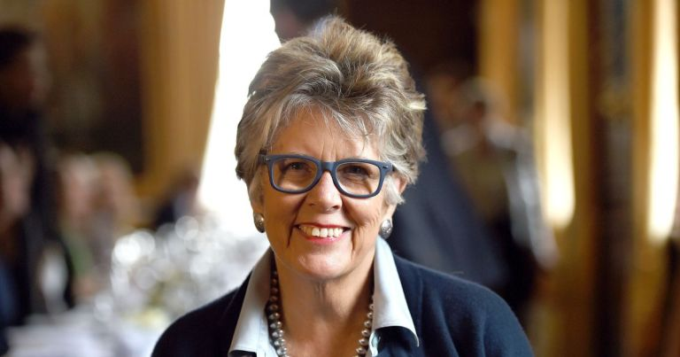 Great British Bake Off judge Prue Leith calls for healthy food 24/7 in hospitals