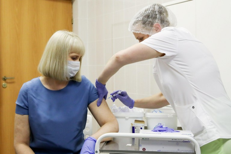 Stocks of Covid vaccine to be delivered to London hospitals from next week with health chiefs on standby