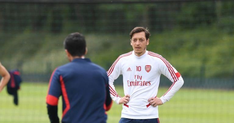 Paul Merson voices theory behind Mesut Ozil's Premier League squad exclusion