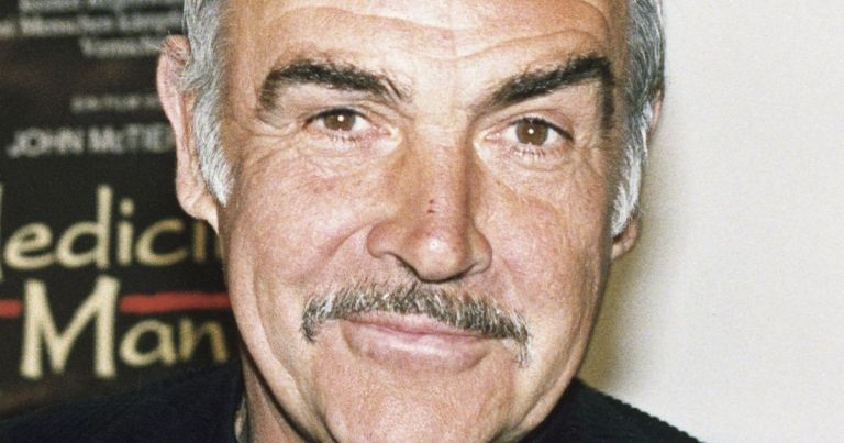 Tributes pour in for film legend Sir Sean Connery after his death aged 90
