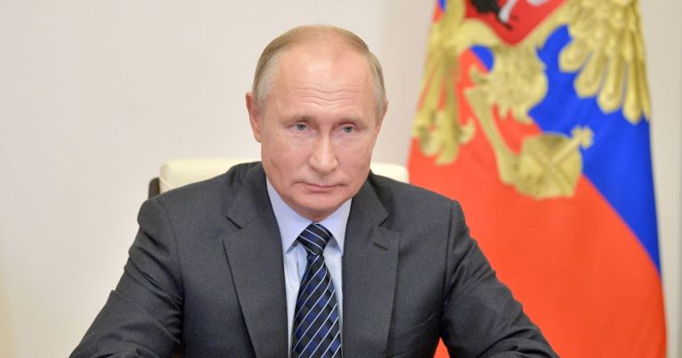 UK has 'launched series of covert attacks against Vladimir Putin and Russia'