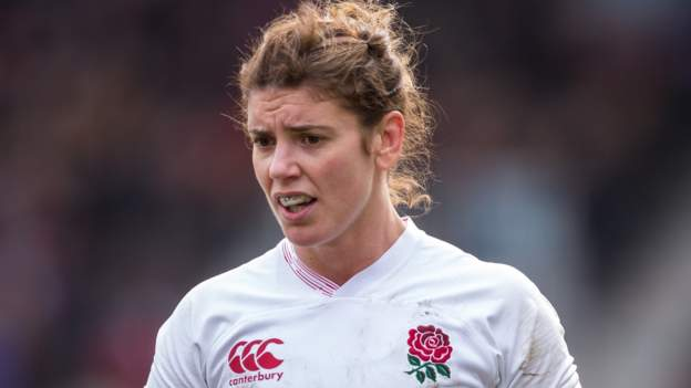 Women's Six Nations: England's Sarah Hunter ruled out of Grand Slam defence