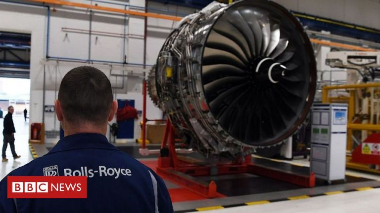 Coronavirus: Rolls-Royce to cut 1,400 jobs as cull continues