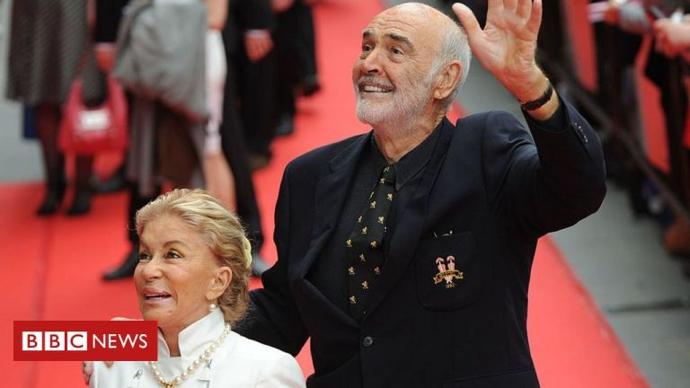 Dementia 'took its toll' on Sir Sean Connery