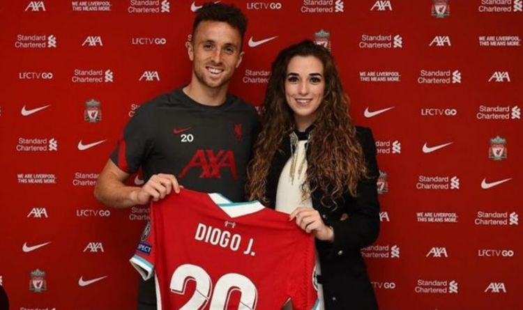 Diogo Jota girlfriend: Who is Rute Cardoso? Meet the woman behind new Liverpool star