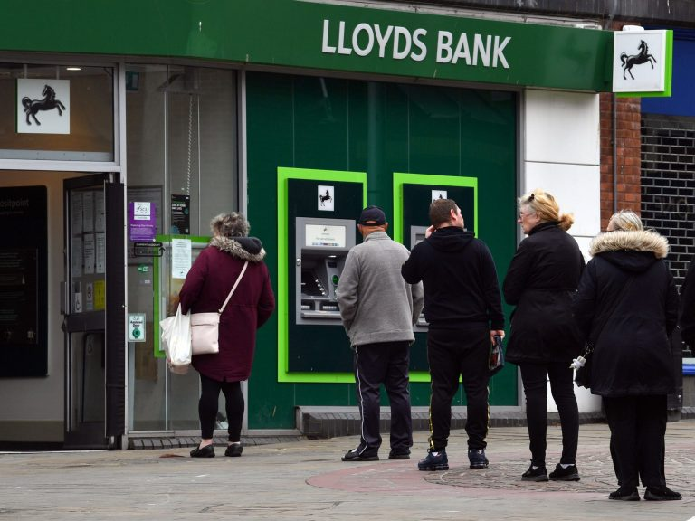 John Lewis and Lloyds cut 2,570 jobs in business shake-ups