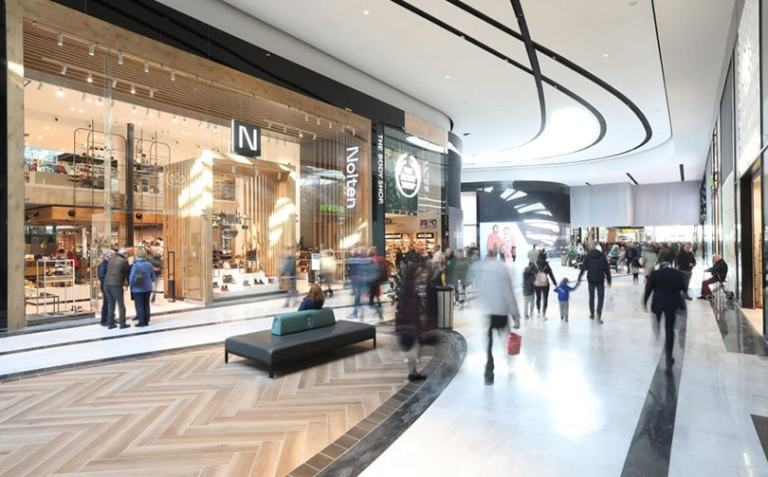 Looking towards the future of retail: Westfield Mall of the Netherlands
