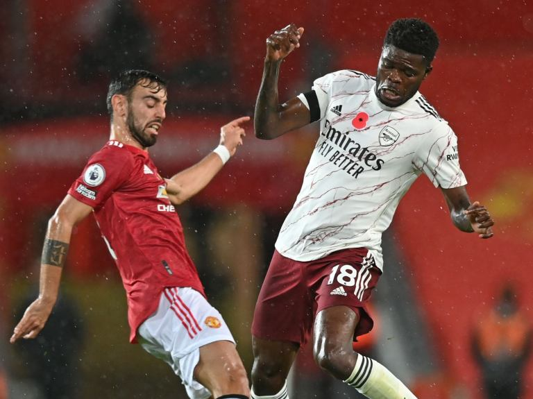 Manchester United legend Roy Keane compares Thomas Partey to old rival and Arsenal great Patrick Vieira