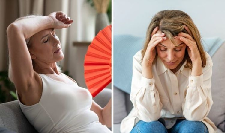 Menopause symptoms: What age do you go through menopause