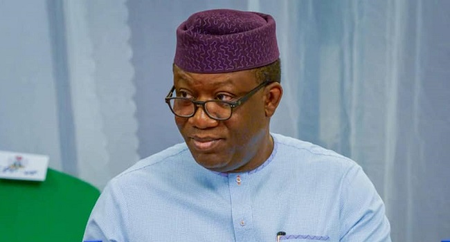 Nothing Like Security Vote In Ekiti – Fayemi