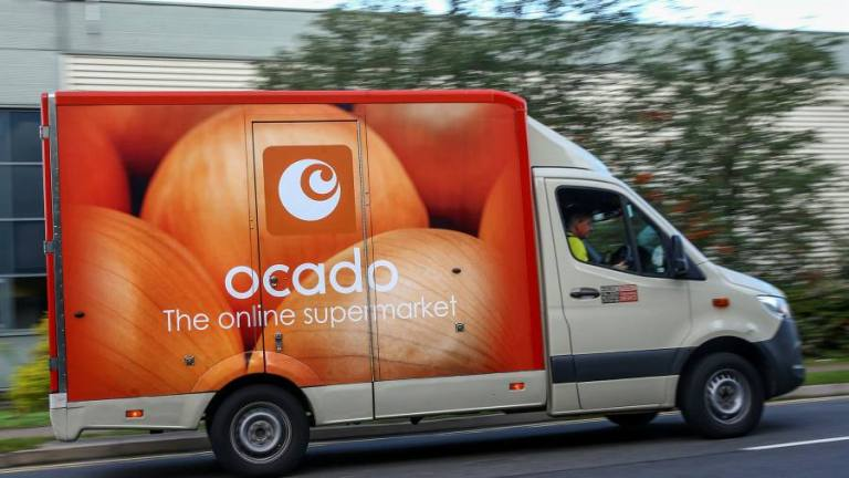 Ocado lifts profit forecast as pandemic sends shoppers online