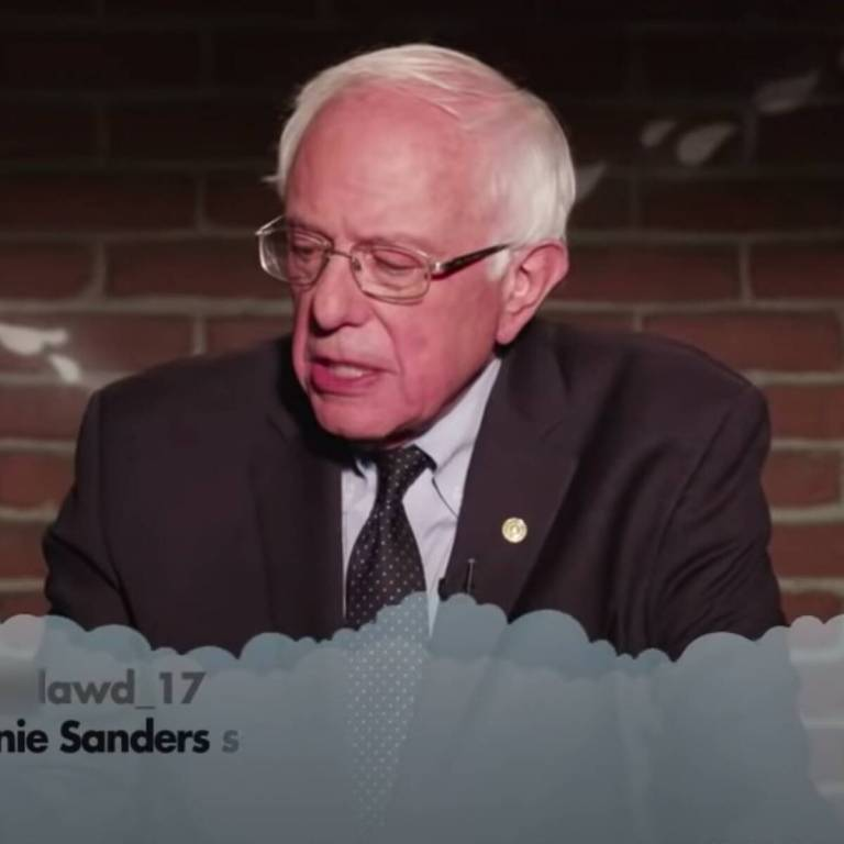 Politicians Reading Mean Tweets Is Exactly What You Need to Watch Right Now