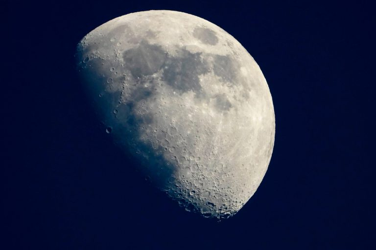 The moon's 'long-lost twin' may have been found